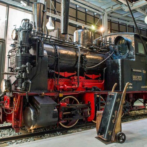 Spreewald-Museum Lübbenau_Spreewaldbahn Foto: Museum OSL